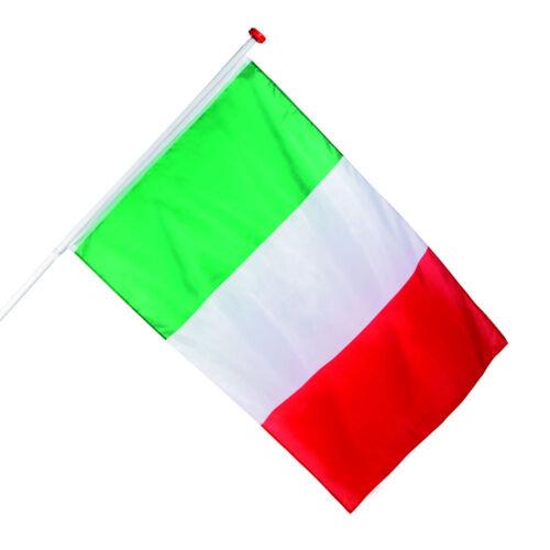 Partyartikel Dekoration Karneval Fasching Italien Fan Flagge 90x150cm NEU