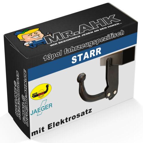 AutoHak enganche remolque para skoda octavia ii 04-13 starr específico del 13pol nuevo