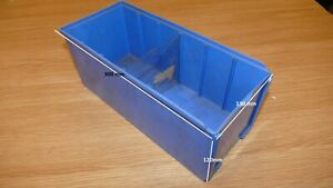 Storage-Bin-Blue-300mm-x-130mm-x-120mm