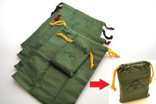 5er set sac de rangement plat sachet déballer cendres crée ordre dans le sac à dos