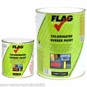Flag Chlorinated Rubber Paint Known As Road Line Marking Swimming Pool Paint Ebay