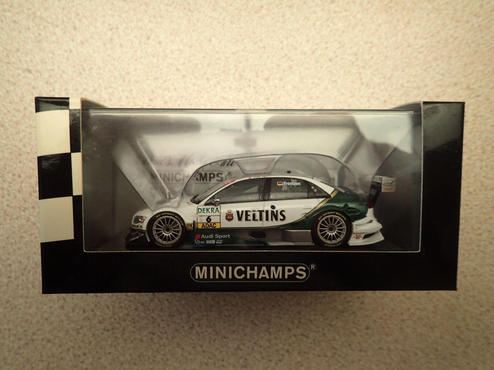 Ltd Edn Minichamps 1 43 400 069606 Audi A4 DTM 2006 Team Abt Sportsline MIB