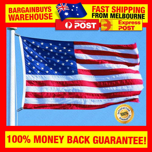 Large USA Flag American Flag 90x150cm 3x5ft United States of America Flags