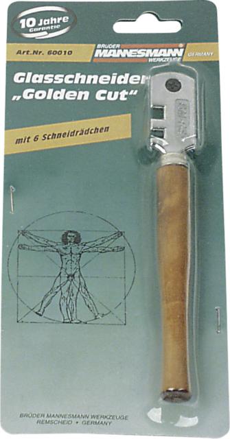 Brüder Mannesmann Glasschneider 60010