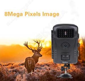 AU-RD1003-Hunting-Trail-Video-Camera-for-Wildlife-Night-Vision-70-W-PIR-Sensor