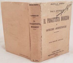 ANDREANI-IL-PROGETTISTA-MODERNO-COSTRUZIONI-ARCHITETTONICHE-ARCHITETTURA-1930