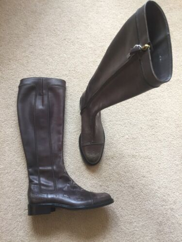 Tall Rr £ 37eur Uk4 Givenchy Leather 1235 Boots CwqSw57