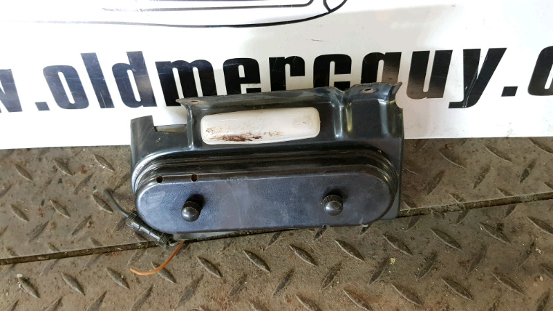 mercedes-benz w115 fuse box cover