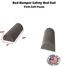 Childs Toddlers Safety Portable Bed Bumper Pad Guard Rail 18 Inch 9x4