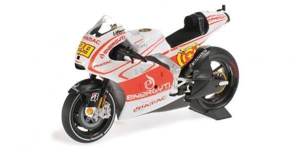 Ducati Desmosedici Gp13 Andrea Iannone Motogp 2013 Minichamps 1 12 122130029 Mod