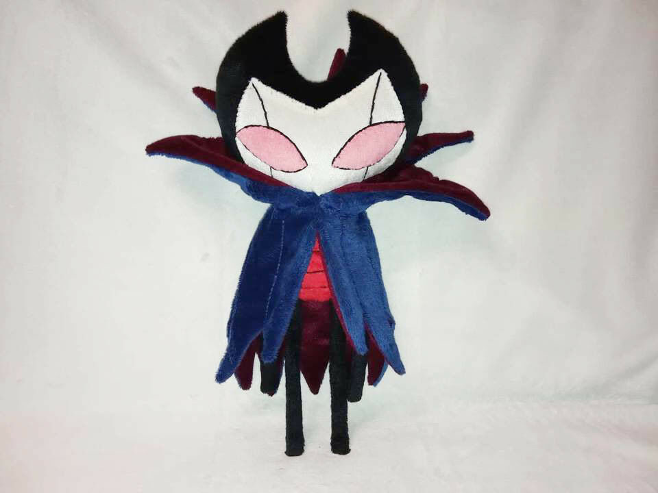 Inspired by hollow knight  Grimm plush MADE TO ORDER