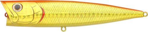 LUCKY CRAFT SW G-Splash 120-740 Salty Zebra Orange Gold