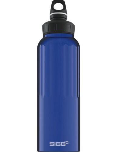 SIGG Trinkflasche Sportflasche Wasserflasche 1.5 l ALU WMB »Traveller« Outdoor