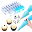 Buse Set Piping 38 Pièce Kit Professionnel De Buses Silicone Piping Bags