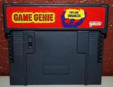 VINTAGE GALOOB SNES 1992 GAME GENIE VIDEO GAME ENHANCER  ~133