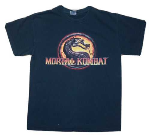 Mortal Kombat Tour 2011 Size Medium