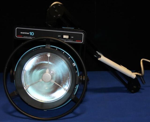 Steris Amsco Examiner 10 Surgical Light Lighting System Z