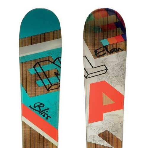 Elan 12 - 13 Bliss Skis (No Bindings / Flat) NEW    175cm
