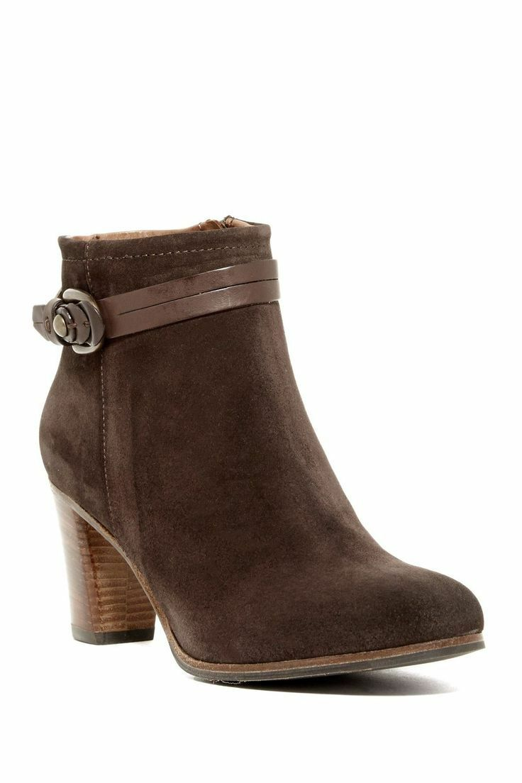 NEW Alberto Fermani Ginose Braun Suede Ankle Damens Boot, Damens Ankle Größe 38 (8 US), 485 37a6b0
