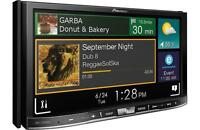 Pioneer Avic-7200nex Dvd/cd Player 7 Gps Bluetooth Hd Radio Carplay Ready