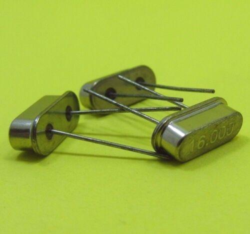 OSCILLATORE a cristallo di quarzo passivo//RISONATORE 16m 16mhz 16.000mhz