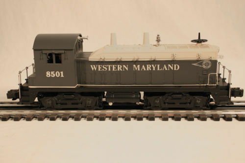 1989 Lionel 6-18501 Western Maryland NW-2 Diesel Switcher Engine   ( )