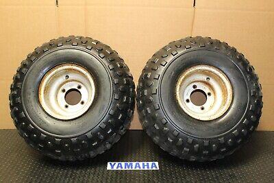 04 Blaster 200 rear front wheel rim    30