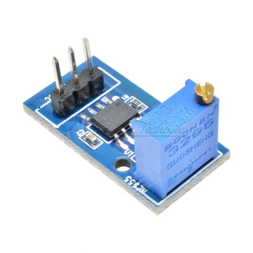 1//2//5//10PCS NE555 Frequency Pulse Generator Module Adjustable For Arduino