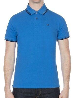 Workmanship In Bnwt Ben Sherman The Romford Blue Original Polo Shirt Xs Blue 0047811 Rrp £45 Exquisite