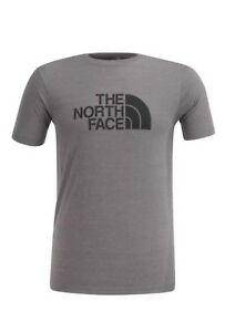 The-North-Face-T-shirt-Mens-Graphic-Tee-Crew-Neck-Short-Sleeve
