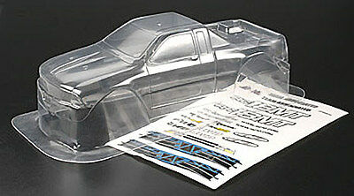 NEW Associated Mini Rival RC18MT Clear Body w/Decals & Mask 21075