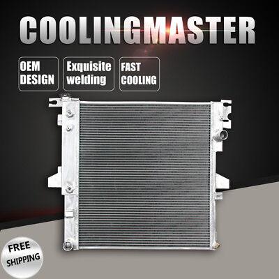 aluminum radiator 1996-1999 FORD EXPLORER 97-98 MOUNTIANEER V8 5.0L 8CYL
