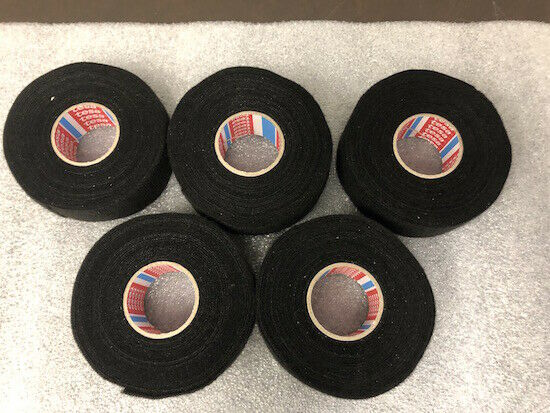 COROPLAST 839 Woven Car Auto Wire Harness Adhesive Electrical Tape Roll 19mmX25m