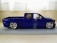 JADA / DUB CITY - BIG BALLER$ - CHEVROLET SILVERADO PICKUP TRUCK LOWERED - 1/18