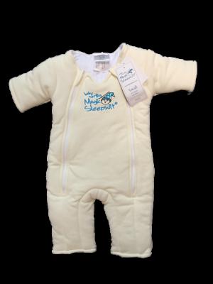 Baby Merlin/'s Magic Sleepsuit Cotton-Yellow-6-9months Yellow