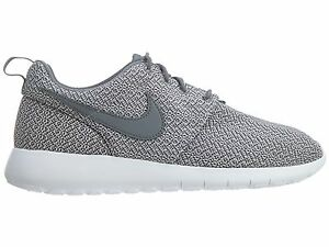c941e6daaad86 Nike Roshe One Big Kids 599728-037 Platinum Grey Athletic Shoes ...