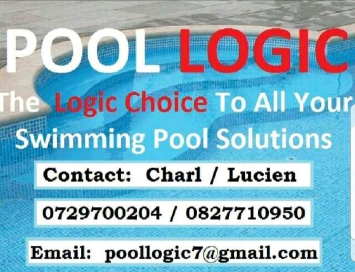 POOL LOGIC - The Logic Choice to ALL your Swimming Pool Solutions