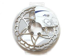 The World/'s lightest Disc brake rotor 140mm 160mm 180mm-SILVER