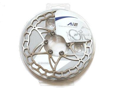 The World/'s Lightest ASHIMA Ai2 Disc Brake Rotor 140mm 64g 1pc