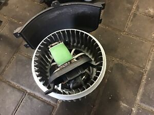 VW T5 TRANSPORTER HEATER BLOWER