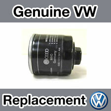 Genuine Volkswagen Golf MKV (1K) 1.4 (04-09) Oil Filter