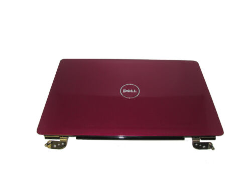 Dell Inspiron 1545 1546 Pink LCD Back Cover with Hinges TDPGG 0TDPGG Grade A