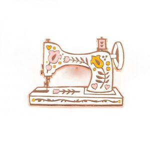 Vintage-Sewing-Machine-Enamel-Pin-By-Holly-Lesue-1-3-8-x-1-034-The-Maker-Valley