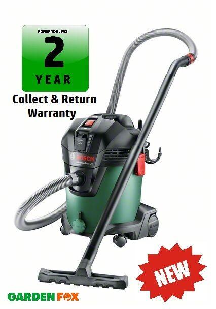 Savers BOSCH Advanced VAC20 AllPurpose VACUUM CLEANER 06033D1270 3165140874014D