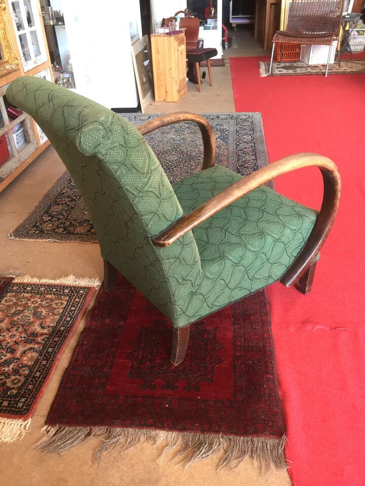 Art Deco klubstol / lænestol