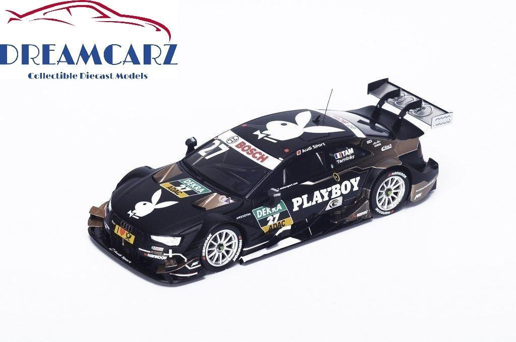 Spark SG220 1 43 AUDI RS5 DTM temporada 2015 Limited 300 Piezas