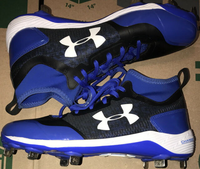 Under Armour Heater Mid St Mens Metal