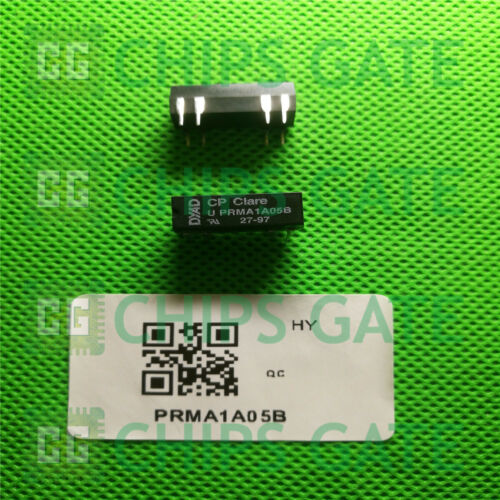 3PCS PRMA1A05B Encapsulation:DIP,Reed Relay; Contacts:SPST; Contact Carry