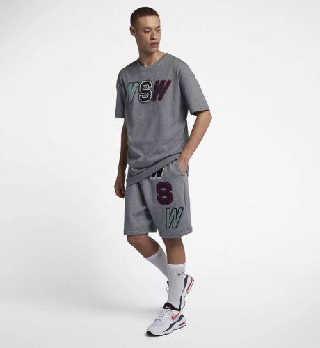 hombres de 927396 2 Nsw Nike para Nueva Gris 091 Tee camiseta RBYwg
