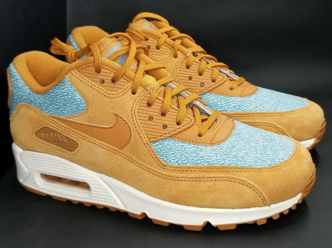NIKE AIR MAX 90 WMNS SAMPLE SIZE 7 AA0515-200